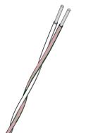 Termoelementtråd type N