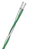 Termoelementtråd type K