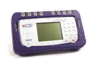 Kalibrator med meget høy nøyaktighet og mange funksjoner