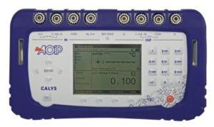 Elektronisk feltkalibrator - avansert bruk - CALYS 75