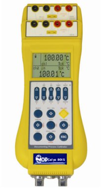 Felktkalibrator for prosess og temperatur 0