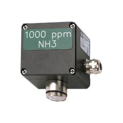 Stasjonær gasstransmitter for kjølemedier giftige og brennbare gasser - GfG CS21