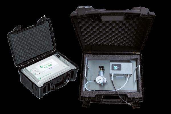 Partikkelteller PC 400 - mobil løsning i henhold til ISO 8573