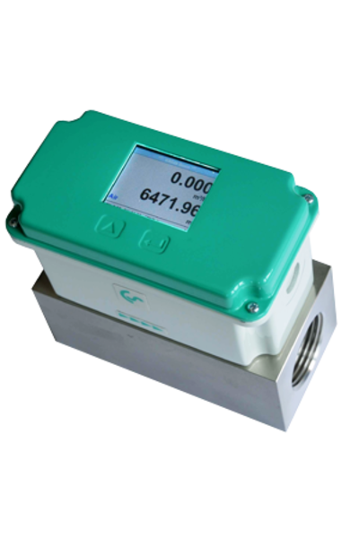 VA 525 - Kompakt in-line flow sensor