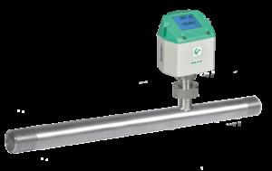 VA 520 - Flowmeter med integrert måleseksjon