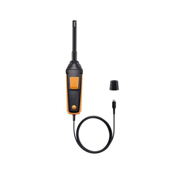 Digital Fukt- og Temperaturføler med fast kabel