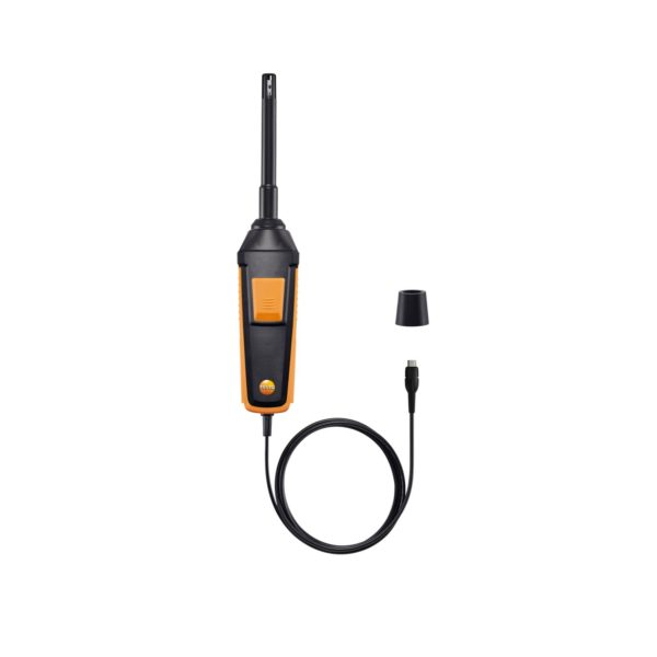 Digital høypresisjons fuktighetsføler & temperaturføler med fast kabel