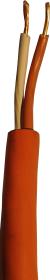 Type R/S Kompensasjonskabel for Termoelement type R/S. Isolert med gummi