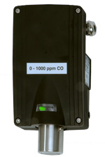 GfG EC28 basic enhet Giftige Gasser