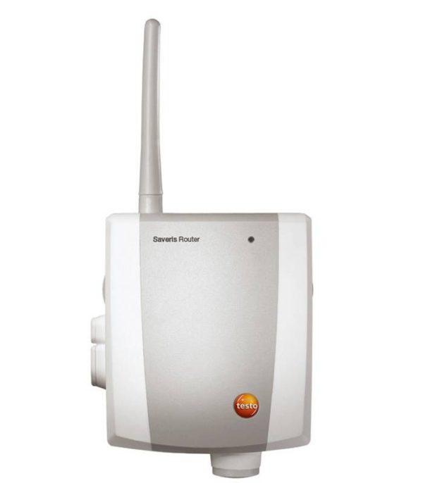 Router for Testo Saveris V1.0