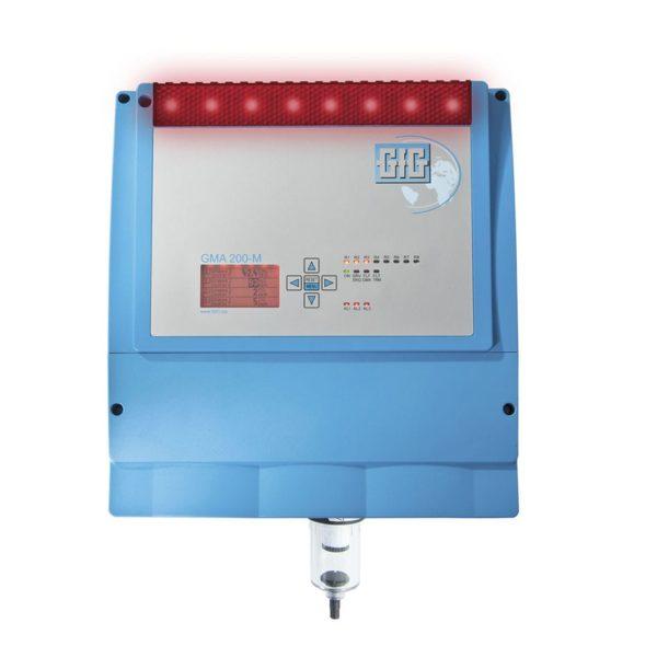 Kompakt gass prøvetakingsystem - GfG GMA200-MGSS