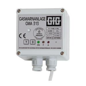 Integrert infrarød CO2-monitor - GfG GMA313