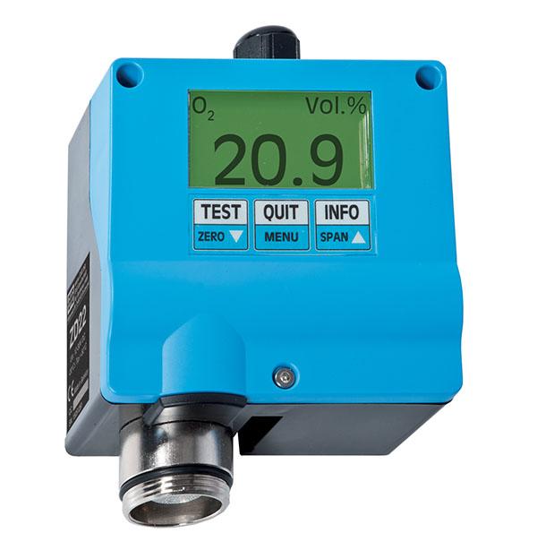 Stasjonær gasstransmitter for oksygen - GfG ZD22