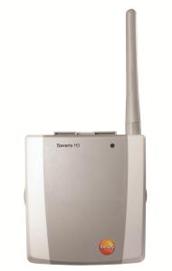 Saveris H3 fukt/lemperaturlogger med intern føler og uten display