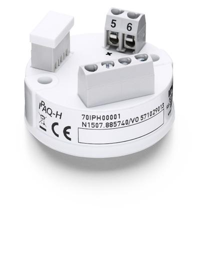IPAQ-H Plus 2-LEDER TRANSMITTER