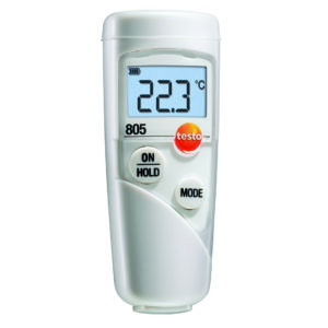 IR-Termometer - Testo 805