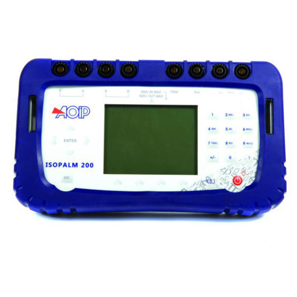 Kabelfeil lokalisator - AOiP ISOPALM 200