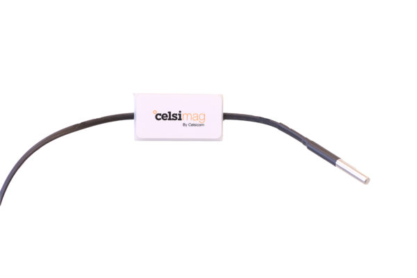 Celsimag - 3 magnetiske kabelholdere