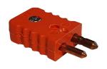 Standard termoelementkontakt type R/S han