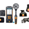 testo 440-DP Luftmengde Kombisett 2 med Bluetooth