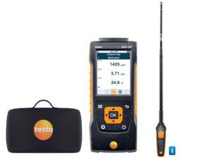 testo 440-DP Lufthastighetssett med Bluetooth