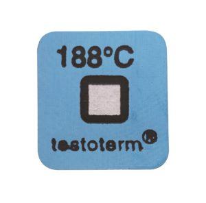 TERMOSTRIPS SINGEL INDIKATOR 71°C