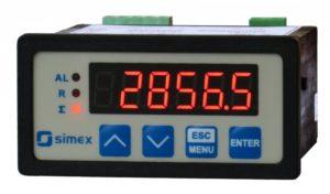 Rotasjonshastighet display - STI-73