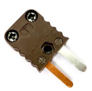 Mini termoelementkontakt type T han