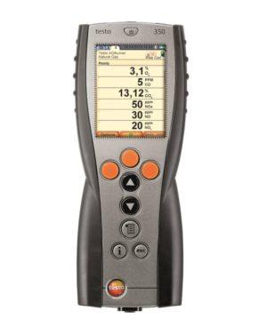 Røykgassanalysator - Kontrollenhet Testo 350