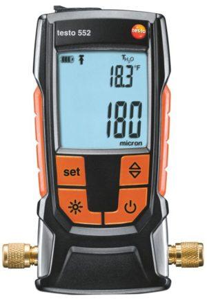 Testo 552 Digital Vakuummåler med Bluetooth