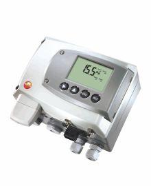 Differansetrykktransmitter VAC-applikasjoner - Testo 6351