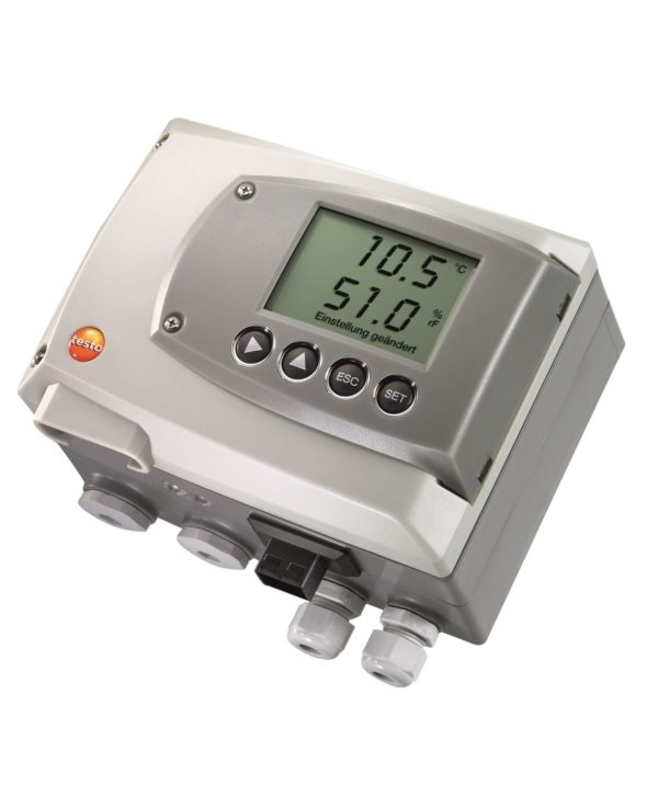 Fuktighet/Temperaturtransmitter - Testo 6651