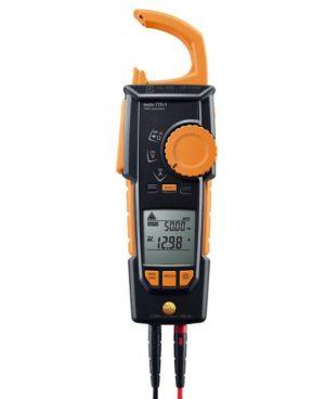 Tangamperemeter med Sann RMS - Testo 770-1