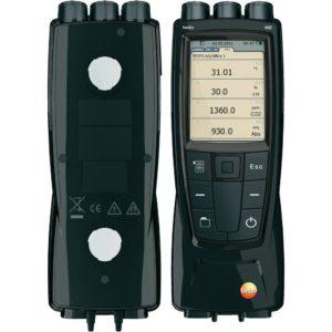 Testo 480 avansert multifunksjonsinstrument