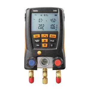 Prisgunstig digital kjøleanalysator - Testo 549