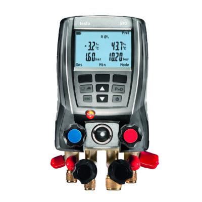 Digitalt kjøleanalysator sett - Testo 570-2