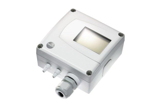 Transmitter for trykk