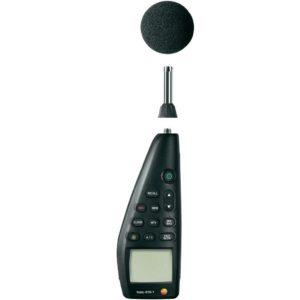 Avansert Lydmåler - Testo 816-1