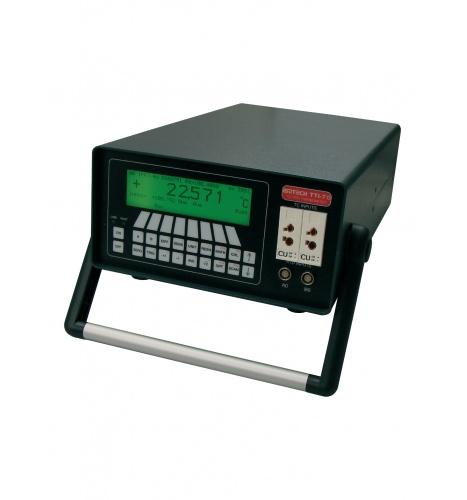 Presisjonstermometer for Lab- og feltbruk - TTI-7+
