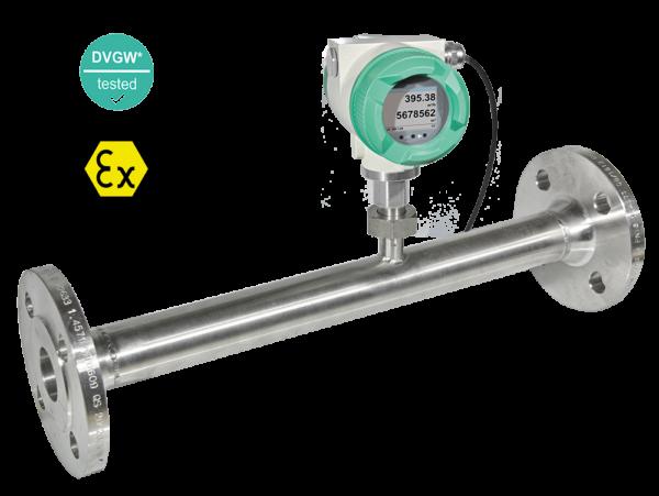 VA 570 - Flowmåler med integrert måleseksjon